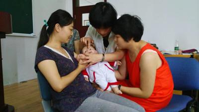 中國婦幼保健協會聯合梵恩詩舉辦母乳喂養指導師培訓班